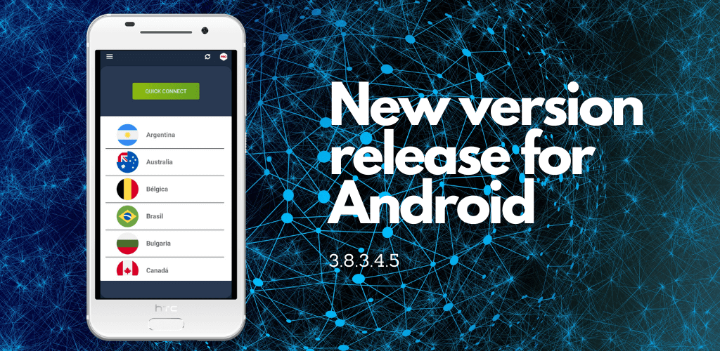New version available for android: 3.8.3.4.5